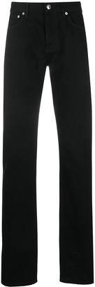 A.P.C. Straight-Leg High Rise Jeans