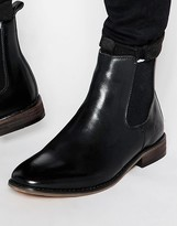 Bellfield Leather Chelsea Boots