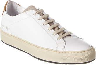 Common Projects Retro Leather & Suede Sneaker