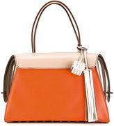 Tod's medium Twist Boston bag - women - Leather - One Size