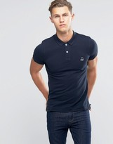 United Colors Of Benetton Pique Polo Shirt In Slim Fit