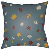 DECOR 140 Decor 140 Falling Leaves Square Throw Pillow