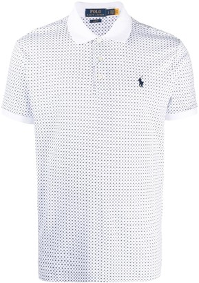 Polo Ralph Lauren Logo-Patch Polo Shirt