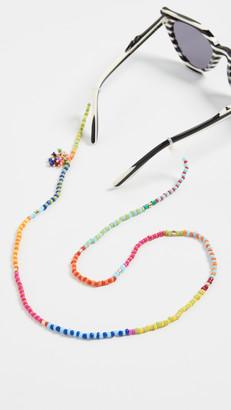 Roxanne Assoulin Patchwork Beaded Eyewear Chain