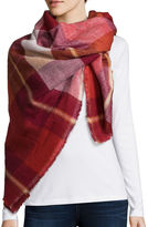 MIXIT TREND Mixit Playhouse Plaid Scarf