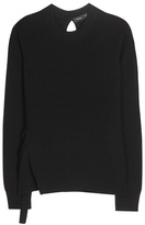 Proenza Schouler Wool And Cashmere-blend Sweater