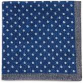 BOSS Medium Dot Neat Pocket Square
