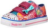 Skechers Twinkle Toes Shuffles Sweet Steps Light-Up Sneaker (Toddler/Little Kid)