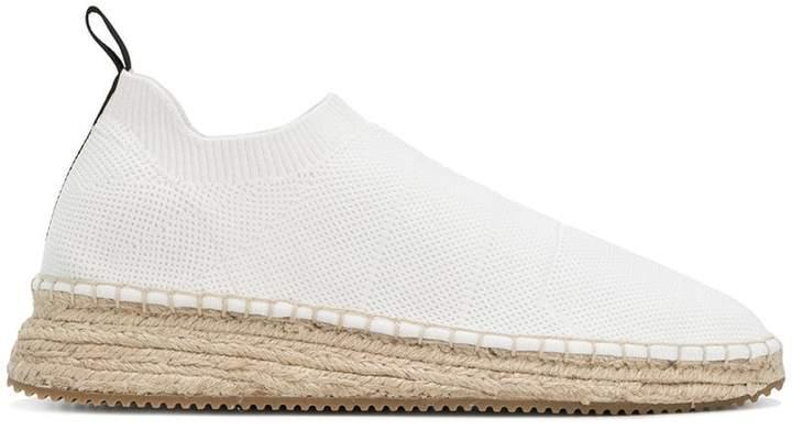 Alexander Wang Dylan low knit espadrilles