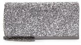 La Regale Beaded Flap Clutch
