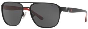 Polo Ralph Lauren Sunglasses, PH3125 57