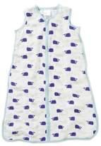 Aden Anais aden + anais® High Seas Muslin Wearable Blanket in Blue