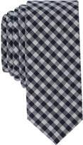 Original Penguin Men's Milo Gingham Skinny Tie