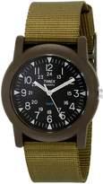 Timex Men's T41711 Camper Nylon Strap Watch