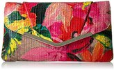 Jessica McClintock Arielle Printed Floral Envelope Clutch