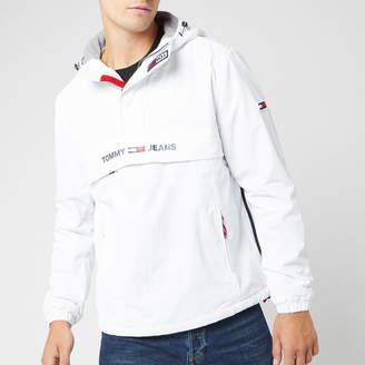 Tommy Jeans Men's Padded Popover Jacket