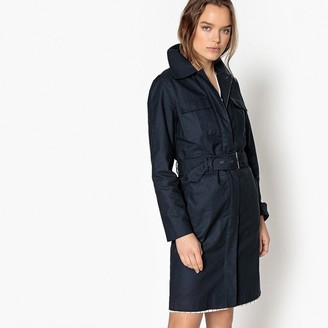 La Redoute Collections Belted Trenchcoat