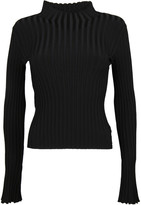 Elizabeth and James Lenny Ribbed Sweater