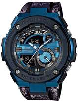 Casio G-Shock Dial Resin Quartz Men's Watch GST200CP-2A