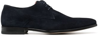 Paul Smith Suede Lace-Up Derby Shoes