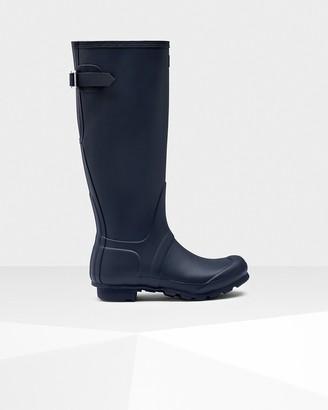 Hunter Women's Original Tall Back Adjustable Wellington Boots