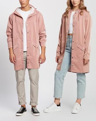 Rains Coats - Long Jacket - Unisex - Size One Size, XXS/XS at The Iconic