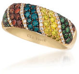 LeVian Le Vian Diamond Exotics Ring, 1.09TCW