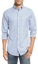 Vineyard Vines Men's 'Meadowbrook - Tucker' Slim Fit Gingham Plaid Sport Shirt