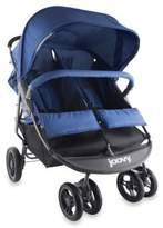 Joovy ScooterX2 Double Stroller in Blueberry