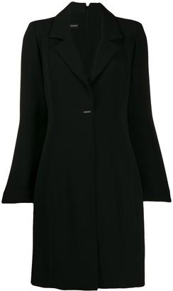 Emporio Armani mini suit jacket dress