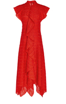 Proenza Schouler Long Dress with Ruffles