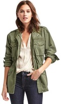 Gap Stud utility jacket