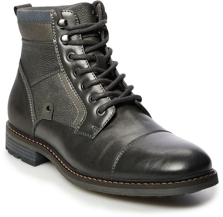 42b50598a67 Sonoma Goods For Life SONOMA Goods for Life Graham Men's Ankle Boots