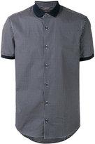 Michael Kors geometric print shirt - men - Cotton - S