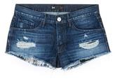 3x1 'WM5' cutoff denim shorts