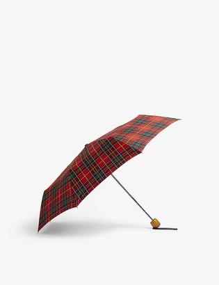 Fulton Check print umbrella