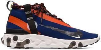 Nike ISPA react trainers