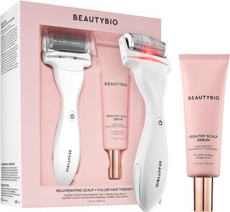 BeautyBio Rejuvenating Scalp + Fuller Hair Therapy Set