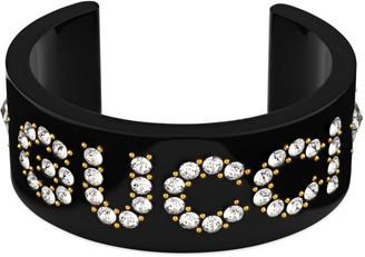 Gucci Crystal cuff