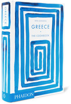 Phaidon Greece: The Cookbook Hardcover Book - White
