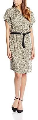 Kaffe Women's Blouses Dress - Green - 8