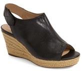 Geox 'Soleil' Slingback Wedge Sandal