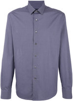 Lanvin checked shirt - men - Cotton - 41