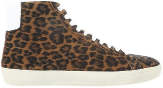 Saint Laurent Court Other Suede Trainers