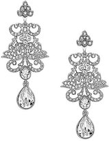 Nina Crystal Chandelier Statement Earrings