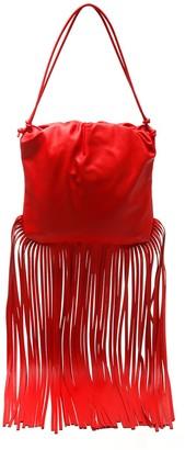 Bottega Veneta The Fringe Pouch Bag