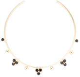 Swarovski Crystal Cluster Collar Necklace