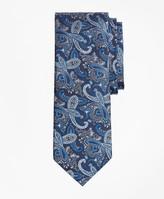 Brooks Brothers Textured Paisley Tie
