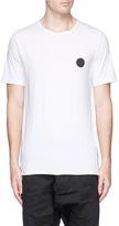 Bassike Logo print organic cotton T-shirt