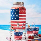 Sur La Table Flag Beverage Jar